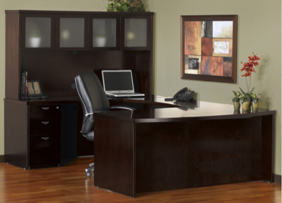 Mira Series U-Shape Executive Desk