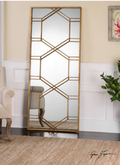 10 Full-Length Mirrors for a Modern Living Room - Cute Furniture