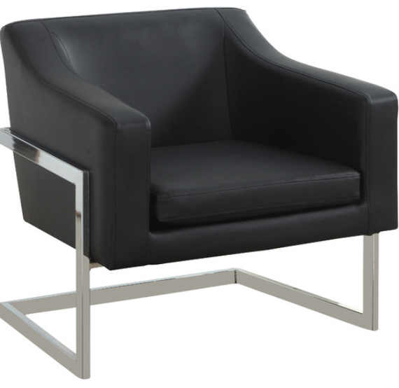 bestmasterfurniture-modern-arm-chair-with-chrome-legs