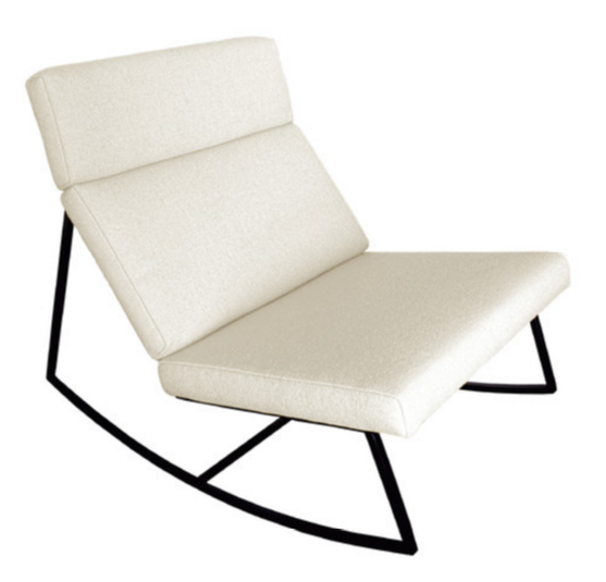 gus modern gt rocking chair