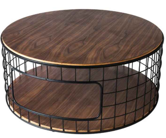 Charmant Gus Modern Wireframe Coffee Table