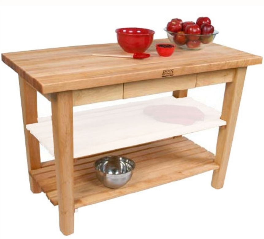 Comkitchen prep tables crowdbuild for for Cute kitchen tables