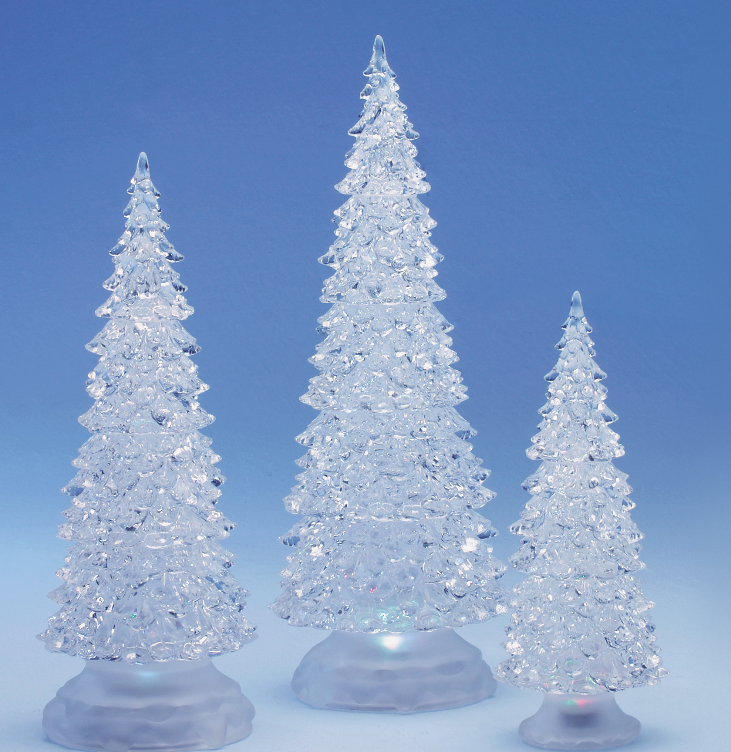 roman-inc-frosty-shimmer-3-piece-christmas-tree-set