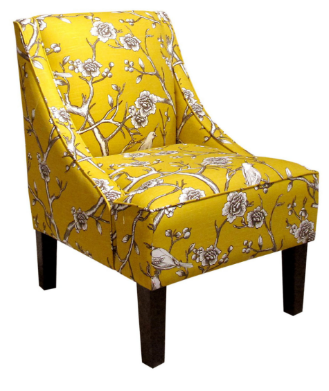 6 Yellow Armchairs For A Retro Home Cute Furniture
