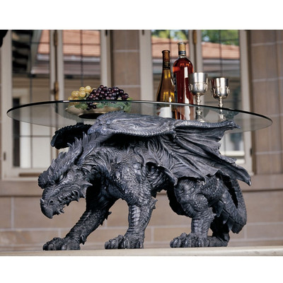 design-toscano-warwickshire-dragon-coffee-table-with-glass-top