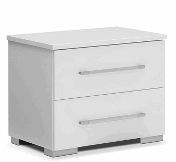 8 modern nightstands for your bedroom - cute furniture Cute White Nightstands