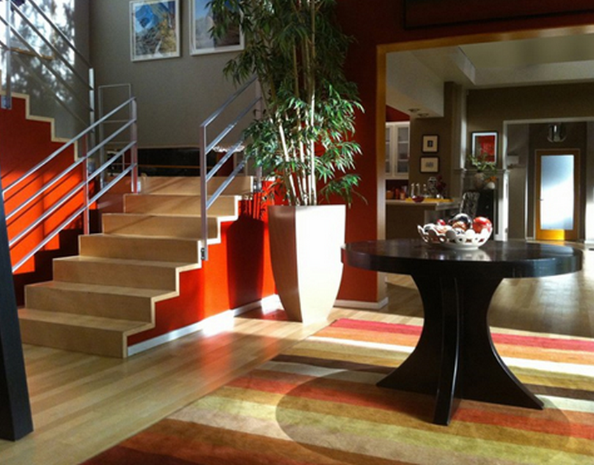 Modern Family Foyer Color : Decorate your home in modern family style jay and gloria