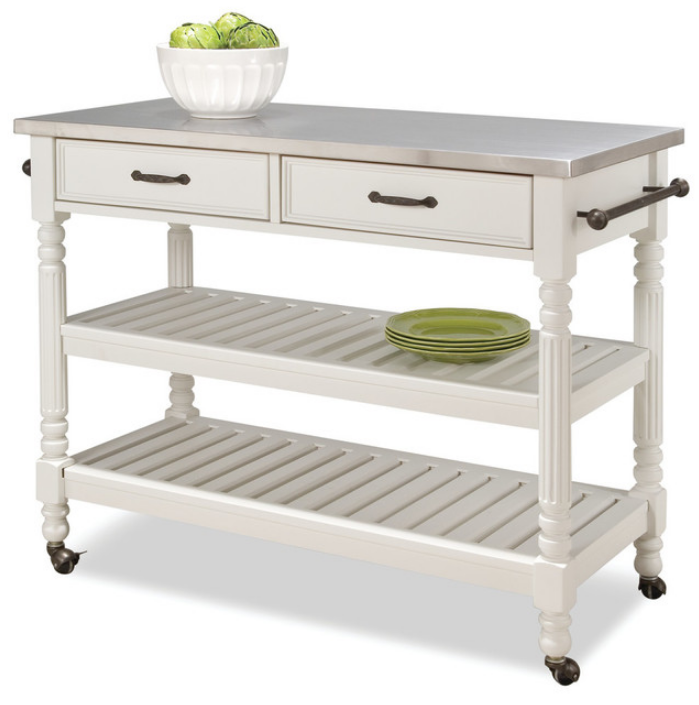 savannah-kitchen-cart-white