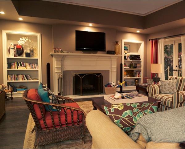 Dunphy Living Room