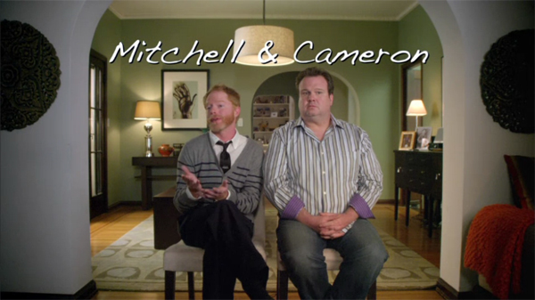 Mitchell And Cameron In The Modern Family