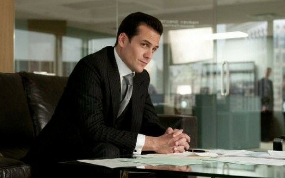 Decorate Your Office In Harvey Specter Style Suits