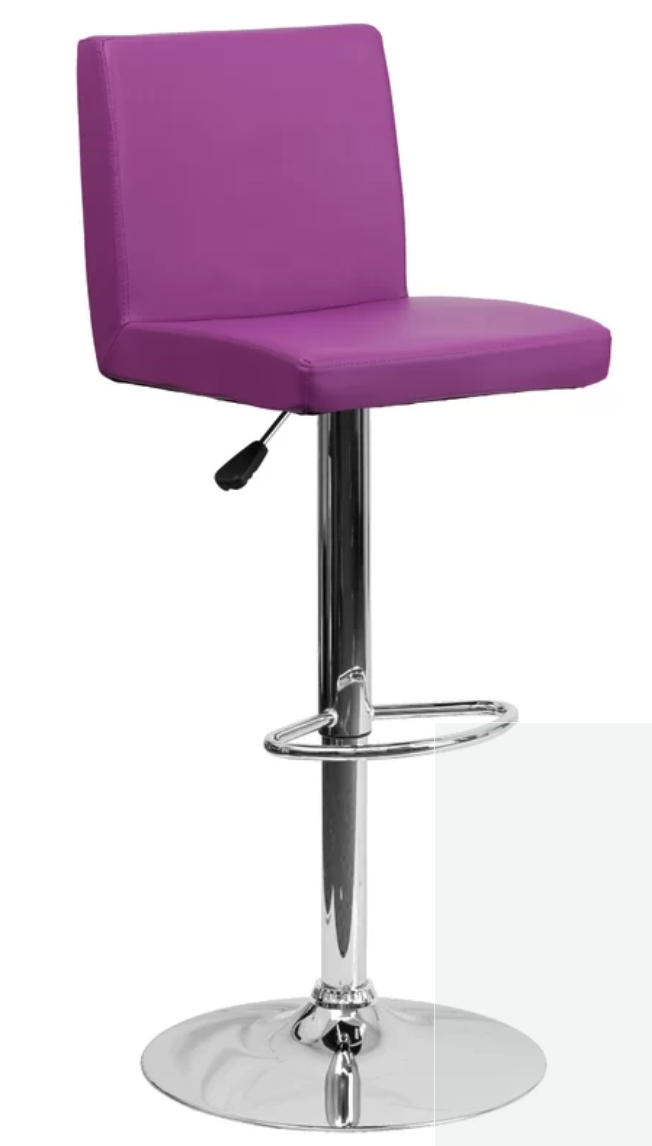 purple-modern-bar-stool