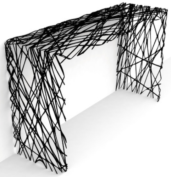 Completely new 7 Modern Black Console Tables - Cute Furniture AO92