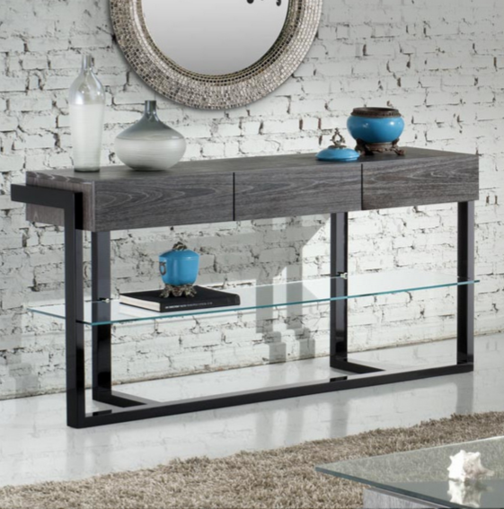 7 Modern Black Console Tables Cute Furniture