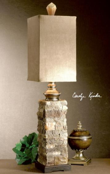 Beautiful Buffet Table Lamp Uttermost
