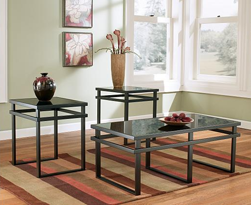 Laney Table Set of 3 Ashley Furniture