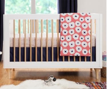 Babyletto White Convertible Crib