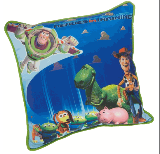 Toy Story Decorative Pillow