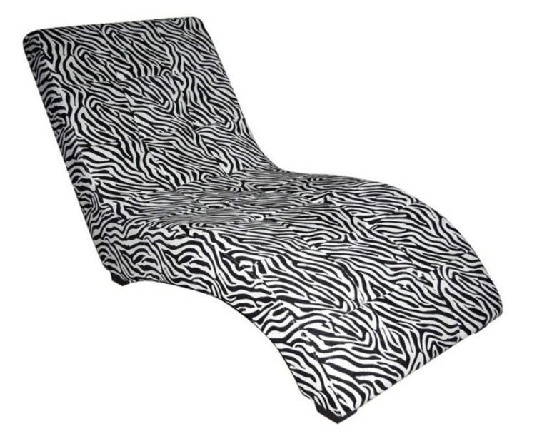 modern-zebra-print-chaise