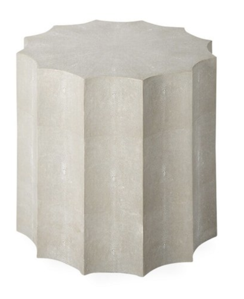 marilyn-faux-shagreen-side-table