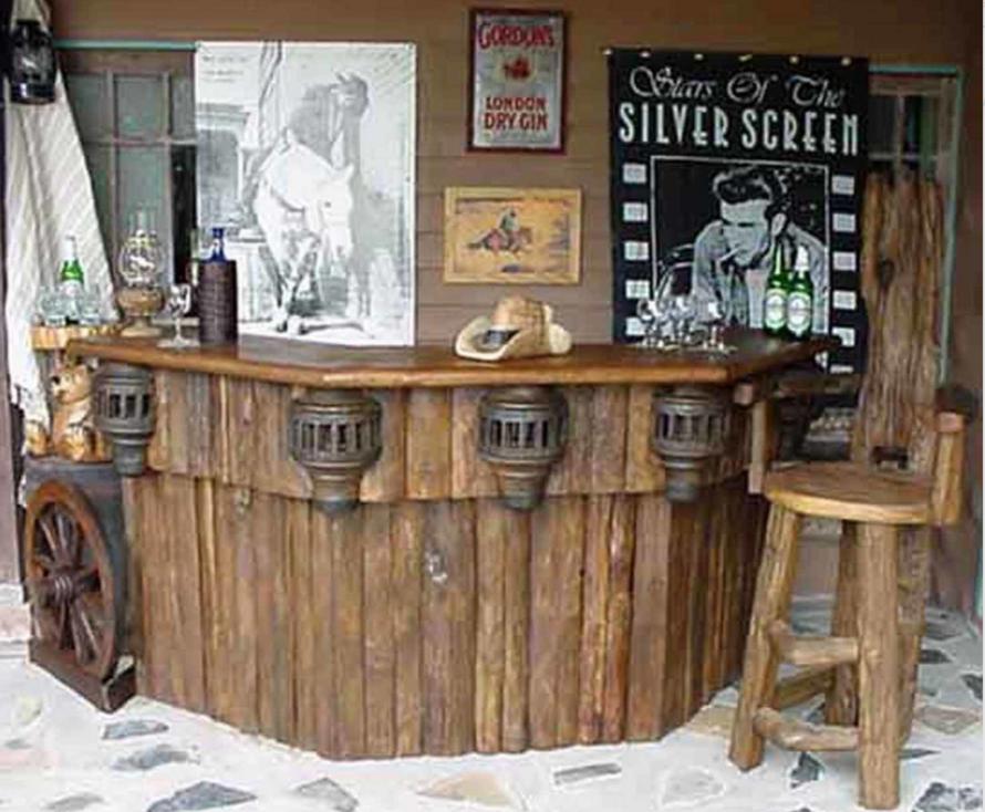 Groovystuff Pueblo Home Bar