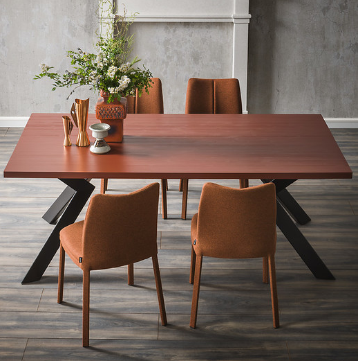 YumanMod Modern Dining Table