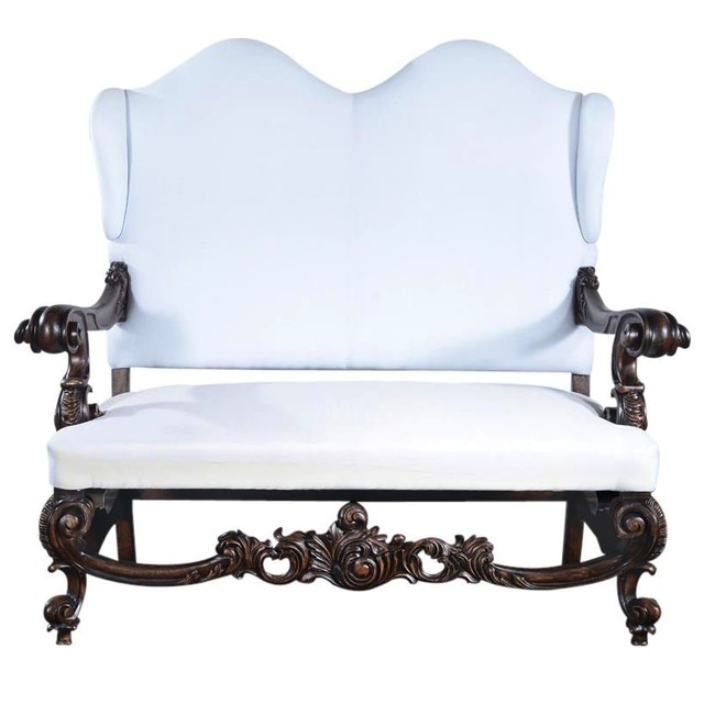 baroque-rococo-winged-throne-settee