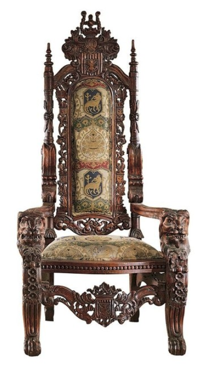 lord-raffles-throne