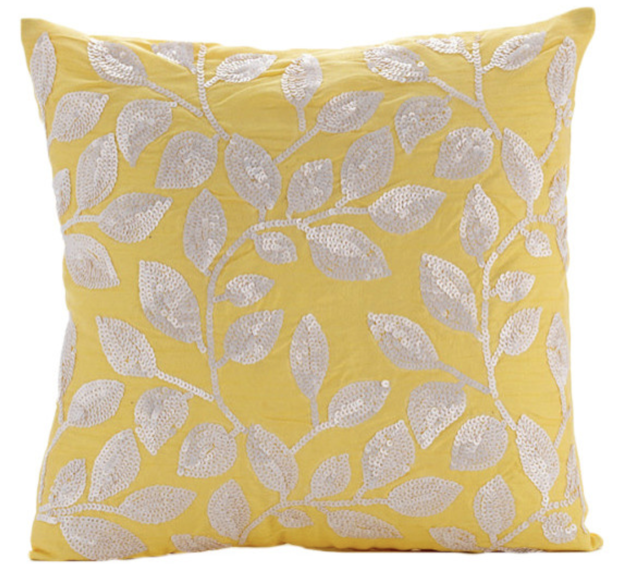 yellow-leaf-floral-cushion