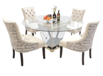 5-piece-round-glass-dining-set