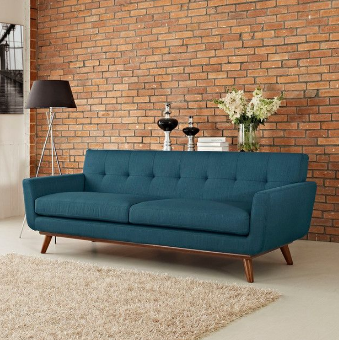 Superieur Engage Upholstered Sofa Midcentury Sofas By Wholesale Living