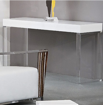 Contemporary Console Tables White Source 7 Cute Furniture
