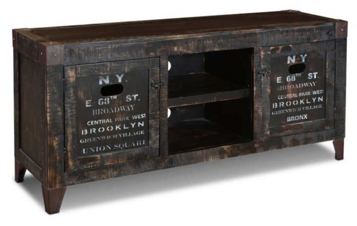 reclaimed-wood-graffiti-tv-stand-industrial