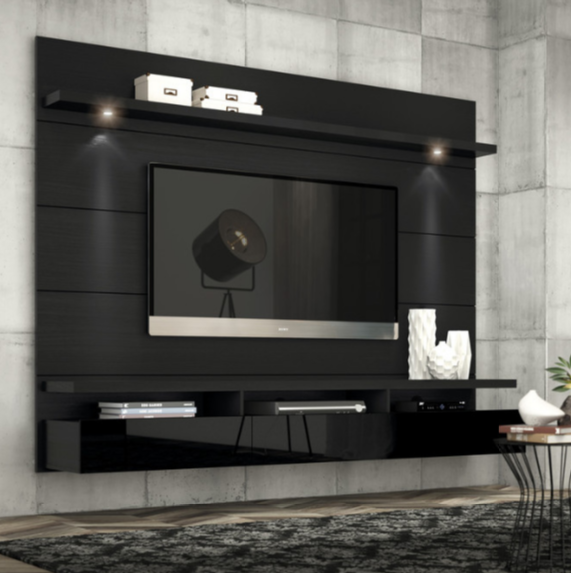 7 Luxurious Entertainment Centers For A Modern Living Room