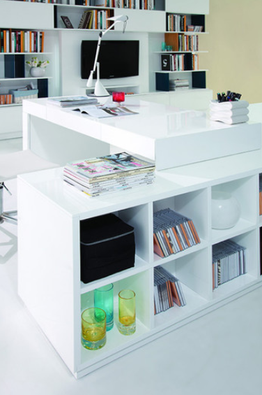 6 White Executive Desks For Your Office Cute Furniture