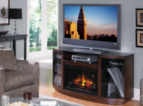 hampton-electric-fireplace-home