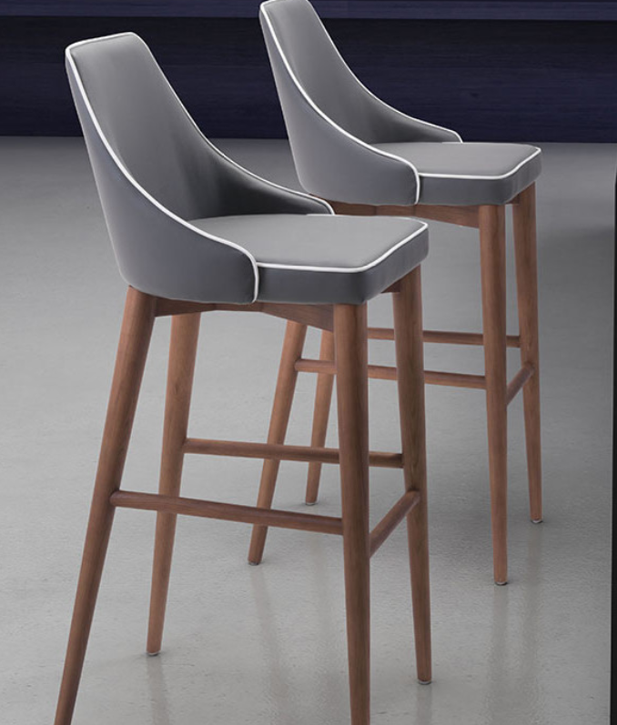 Contemporary Furniture And Stools: 7 Mid-Century Modern Bar Stools For Your Home