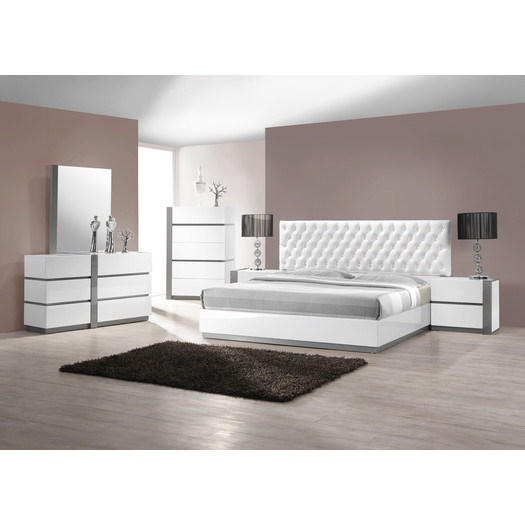 7 Classic White Bedroom Sets