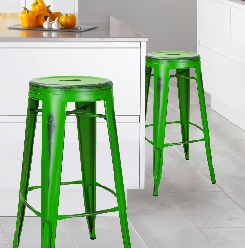 Top 7 Green Bar Stools For Your Home
