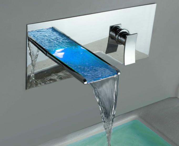 6 unique faucets for your bathroom cute furniture - Cool designer bathroom sink faucets designs ...