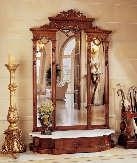 7 Traditional Hall Trees For Luxurious Entryway Cute