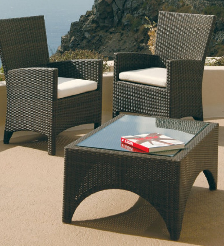 7 wicker coffee tables for your outdoor area cute furniture