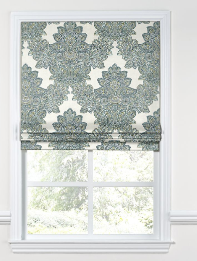 loom-decor-paisley-style-damask-flat-roman-shade