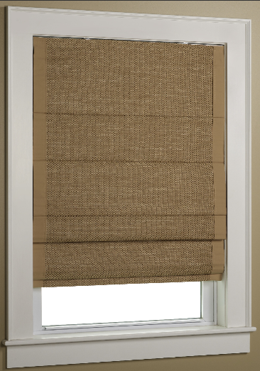 woven-cane-paper-roman-shade