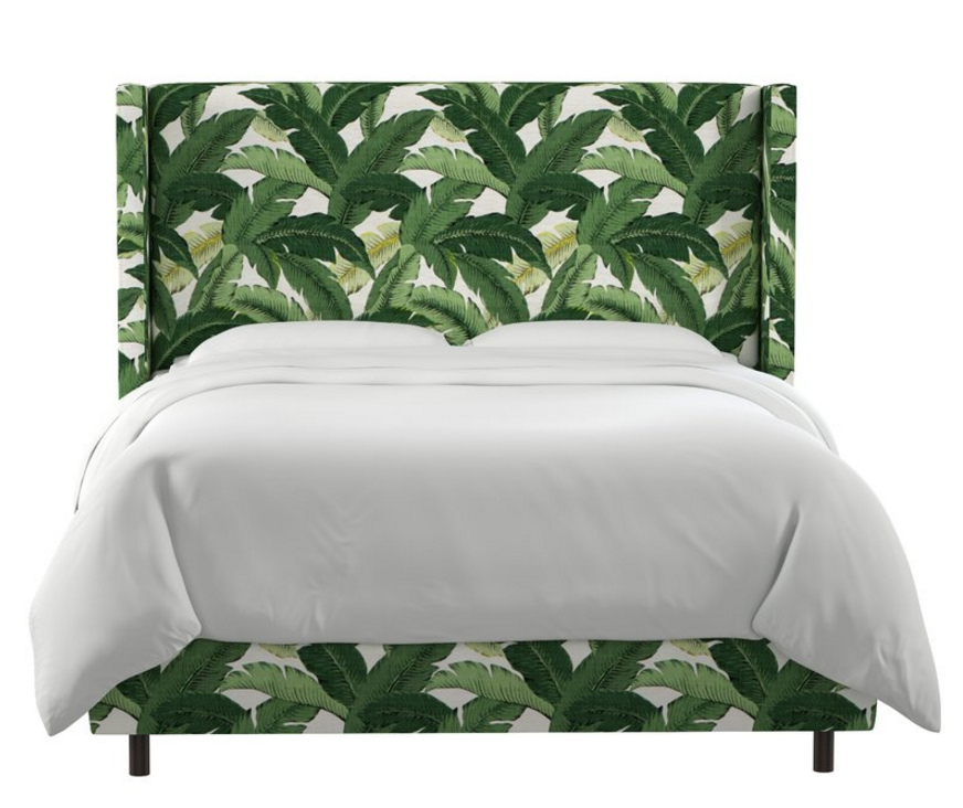 greendale-swaying-palm-aloe-upholstered-panel-bed