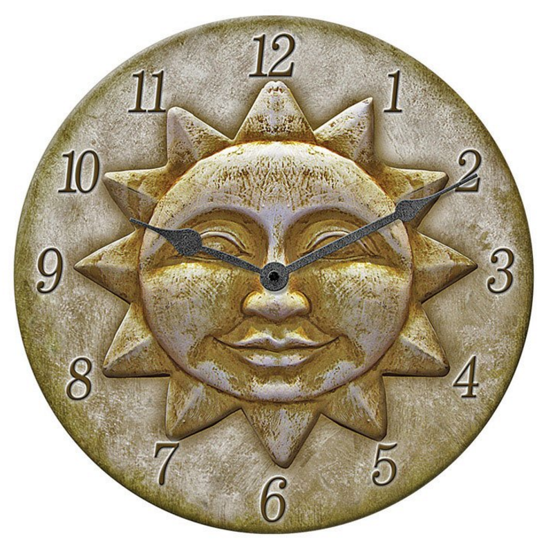 outdoor-sun-clock