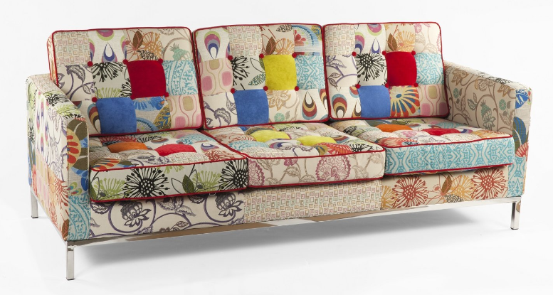 5 awesome patchwork sofas for a boho living room cute