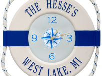 nautical-outdoor-clock