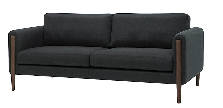 Steen Dark Gray Sofa