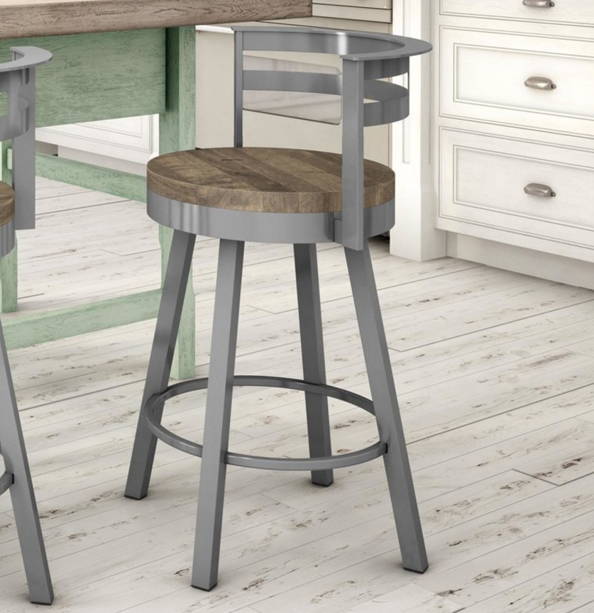 barrel crate and stool smoke stools furn web hei leather bar hero gray lowe zoom wid